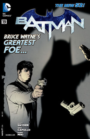 51 - [DC Comics] Batman: discusión general 300px-Batman_Vol_2_19