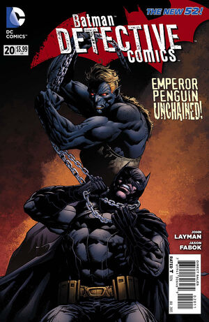 51 - [DC Comics] Batman: discusión general 300px-Detective_Comics_Vol_2_20