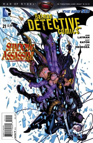 29 - [DC Comics] Batman: discusión general 300px-Detective_Comics_Vol_2_21