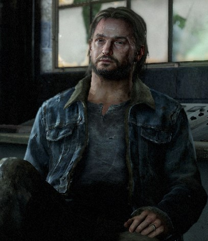 Personajes THE LAST OF US Tommy
