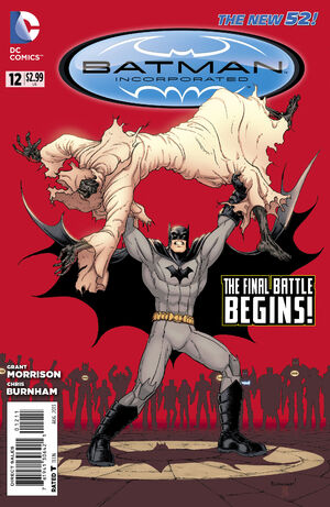 51 - [DC Comics] Batman: discusión general 300px-Batman_Incorporated_Vol_2_12