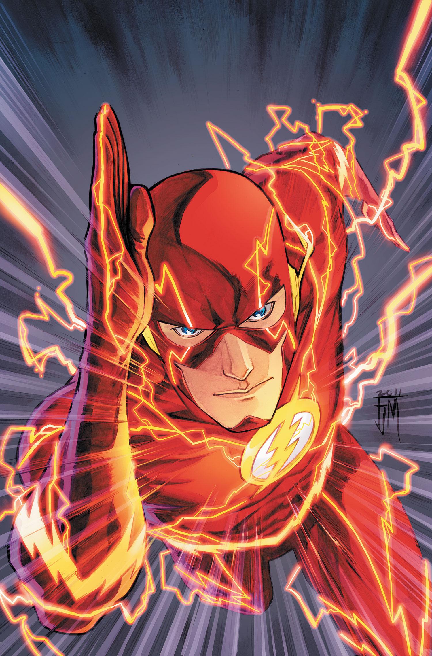 Tournoi des Personnages Préférés DC Comics (on vote pour nos persos préférés, on ne se base pas sur la force) - Page 12 Flash_0012