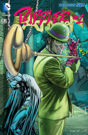 [DC Comics] Batman: discusión general 300px-Batman_Vol_2_23.2_The_Riddler