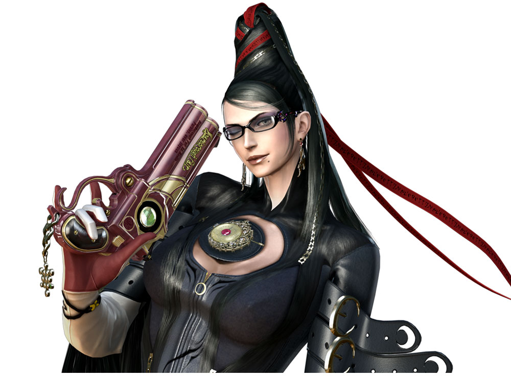 Last game you finished and your thoughts - Page 37 Bayonetta