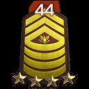 Rank 44