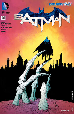 51 - [DC Comics] Batman: discusión general 300px-Batman_Vol_2_26