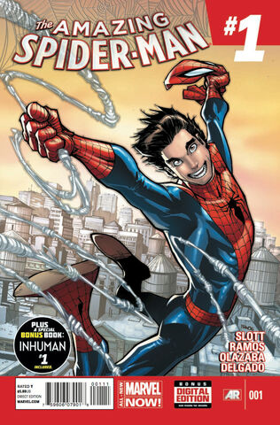 Tag 26 en Psicomics 316px-Amazing_Spider-Man_Vol_3_1