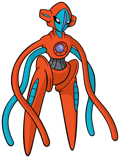 [Ubers] Deoxys 386Deoxys_Normal_Forme_Dream