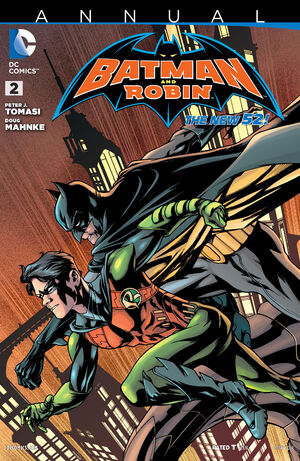 Tag 29-32 en Psicomics 300px-Batman_and_Robin_Annual_Vol_2_2