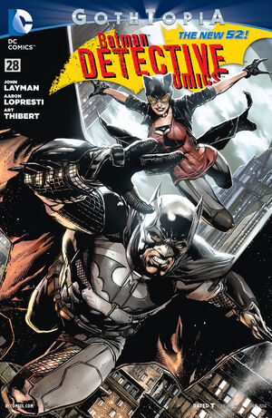 29 - [DC Comics] Batman: discusión general 300px-Detective_Comics_Vol_2_28