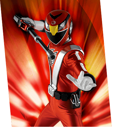 Let's all investigate a parallel dimension! (Rangers Only Mission)  Rpm-red-ranger