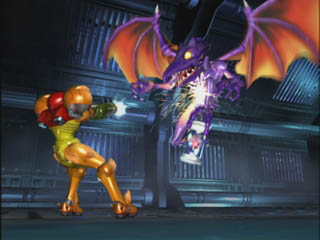Super Smash Bros. U/3D - Page 38 Ridley_super_smash_bros_melee_shot_by_samus_aran