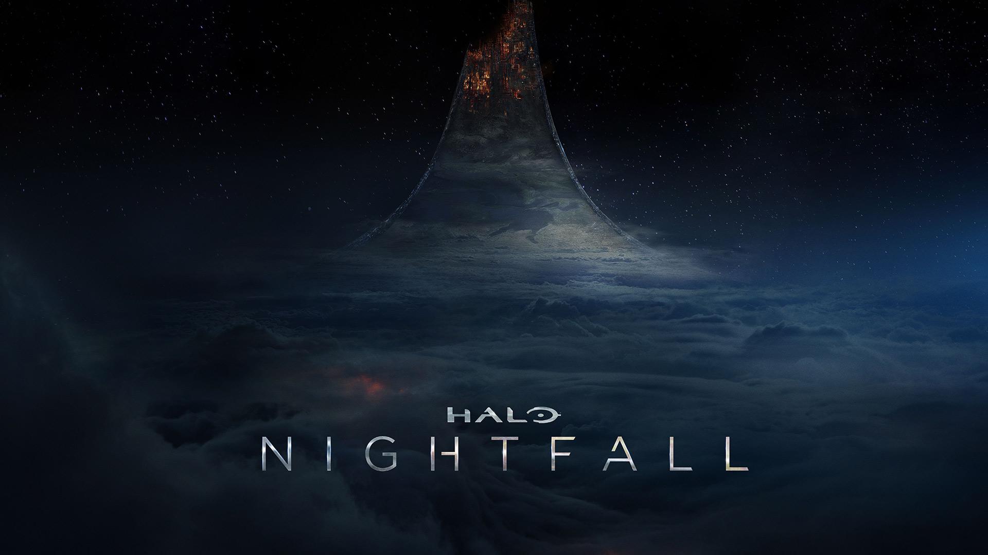 Séries Télé US - Page 3 Halo-Nightfall-Wallpaper
