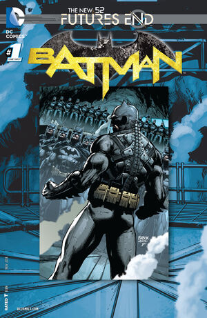 51 - [DC Comics] Batman: discusión general 300px-Batman_Futures_End_Vol_1_1