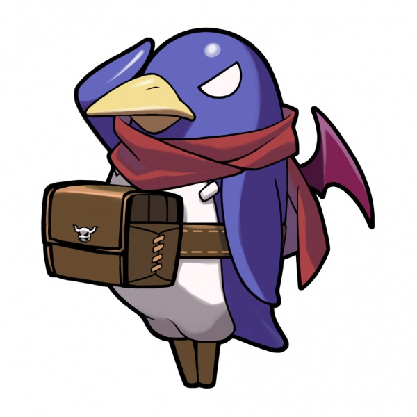 Kinda old kinda new Hero_Prinny