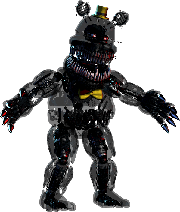 Les mystères de five nights at freddy's  - Page 3 Nightmare_animatronic