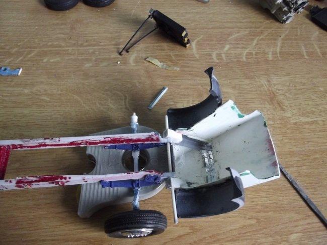 359r 4axle Tractor Tqg4f37lbkg