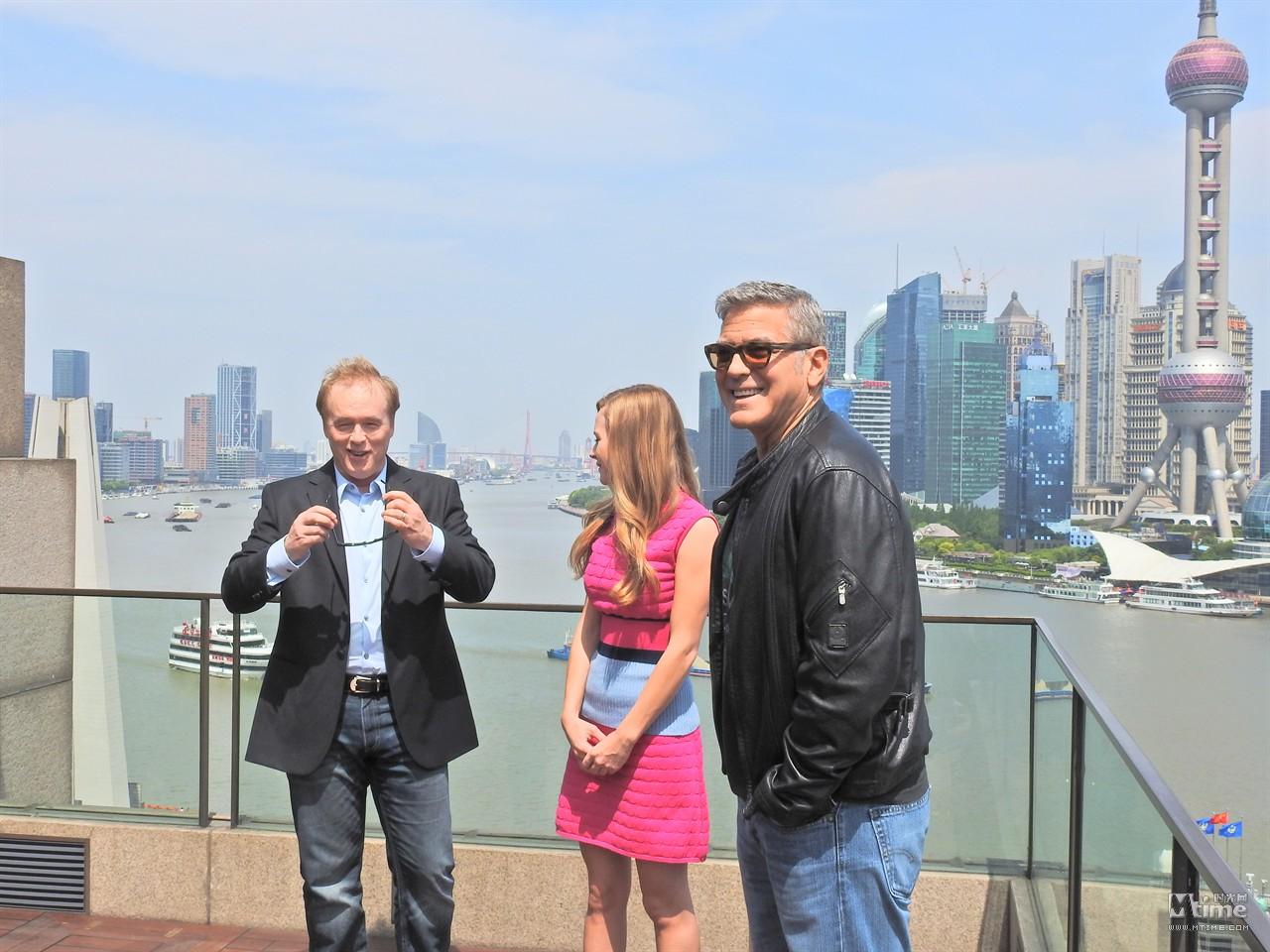 George Clooney in Shanghai Tomorrowland Premier 22. May 2015 004628.92039613_1280