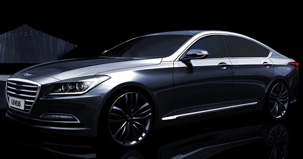 Nouvelle Hyundai Genesis : premières images Nouvelle_hyundai_genesis