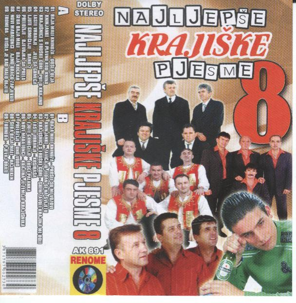 Najljepse Krajiske Pjesme -Diskografija JT3jp9JL