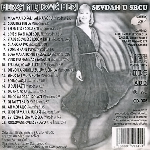 Mersa Meri Miljkovic - Diskografija MmZTo4Dp