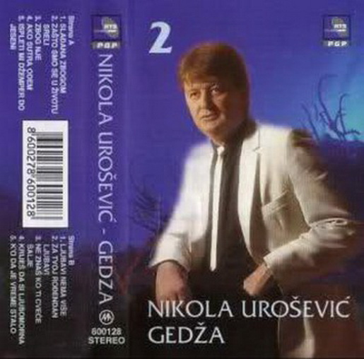 Nikola Urosevic Gedza- Diskografija Za3RLCyh