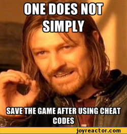 Why Anonymity Makes Players Cheat Geek-one-does-not-simply-cheat-save-549464