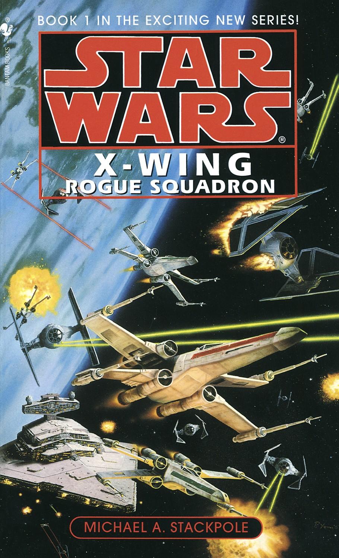 Star Wars Rogue Squadron Bücher - Gemecker/Talk/What ever XWRogueSquadron