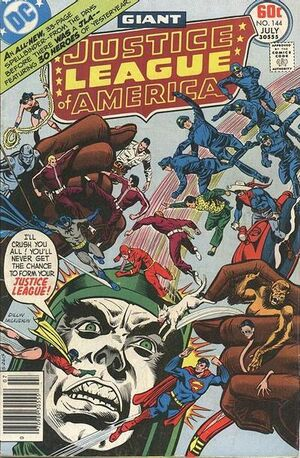 Favourite DC Comics Character (and Why) - Page 2 300px-Justice_League_of_America_144