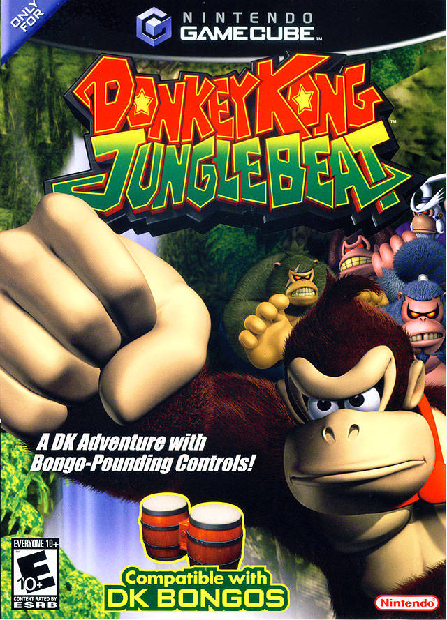Les jeux les plus Fun! en un mot les meilleurs.. JungleBeat