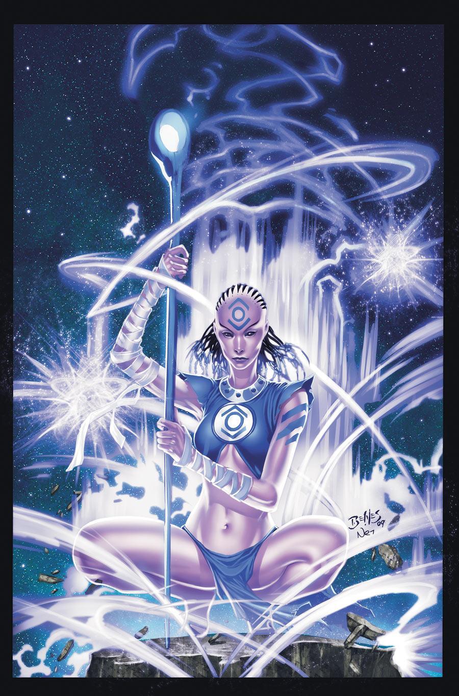 Tournoi des Personnages Préférés DC Comics (on vote pour nos persos préférés, on ne se base pas sur la force) Indigo_Lantern