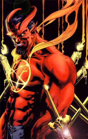 Tournoi des Personnages Préférés DC Comics (on vote pour nos persos préférés, on ne se base pas sur la force) - Page 3 306px-Ishmael_Gregor_01