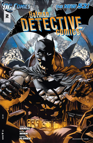 29 - [DC Comics] Batman: discusión general 300px-Detective_Comics_Vol_2_2