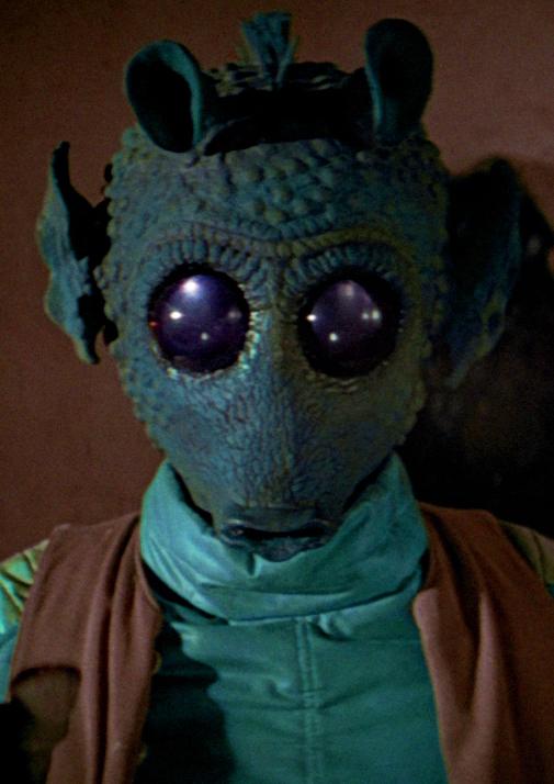 Curiosidades de Star Wars Greedo