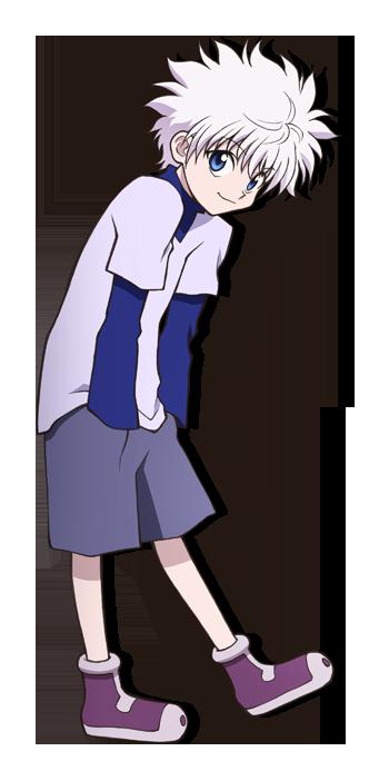 Digimon: Jornada Digital - Página 2 Killua