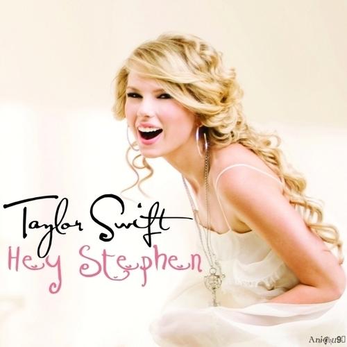 Juego » El Gran Ranking de Taylor Swift [TOP 3 pág 6] - Página 3 Hey-Stephen-