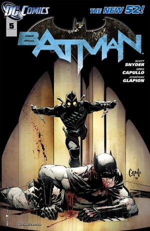 Tag 33-37 en Psicomics 300px-Batman_Vol_2_5