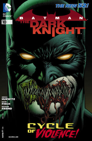 51 - [DC Comics] Batman: discusión general 300px-Batman_The_Dark_Knight_Vol_2_10