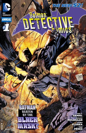 29 - [DC Comics] Batman: discusión general 300px-Detective_Comics_Annual_Vol_2_1