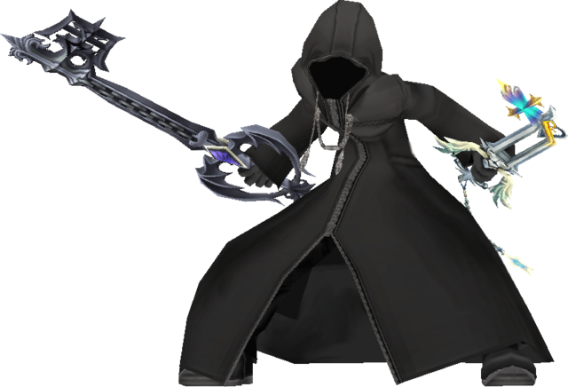 The Big Debut [Psyche-Terrorist Dungeon] Hooded_roxas