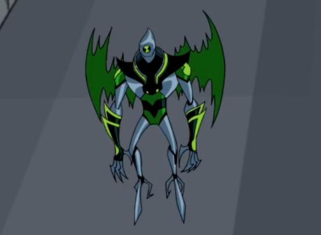 All Of Ben's Aliens In Omniverse Design Omniverse_S1E5_Nanomech