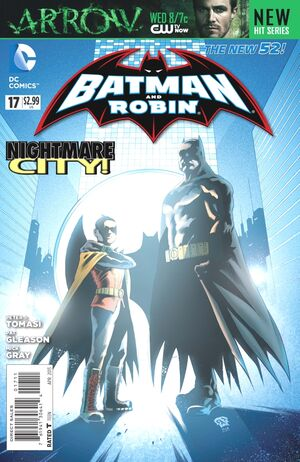 51 - [DC Comics] Batman: discusión general 300px-Batman_and_Robin_Vol_2_17