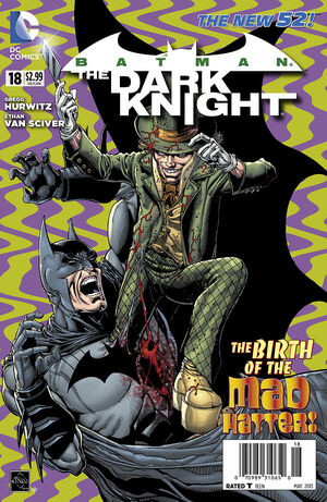 Tag 33-37 en Psicomics 300px-Batman_The_Dark_Knight_Vol_2_18