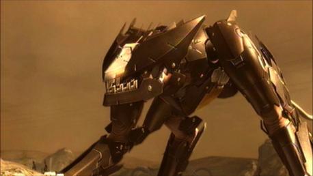 Bladewolf - Metal Gear Rising Revengeance - por perro Bladewolf_2