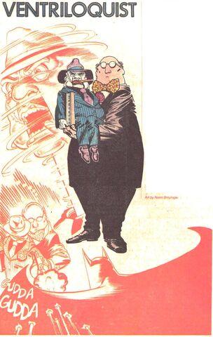 Tournoi des Personnages Préférés DC Comics (on vote pour nos persos préférés, on ne se base pas sur la force) - Page 5 304px-Ventriloquist_001