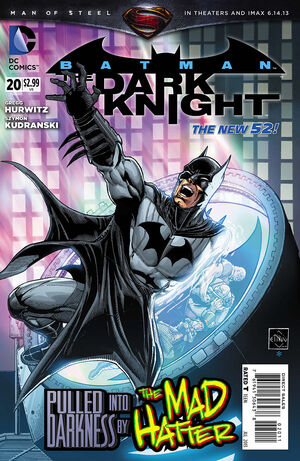 51 - [DC Comics] Batman: discusión general 300px-Batman_The_Dark_Knight_Vol_2_20