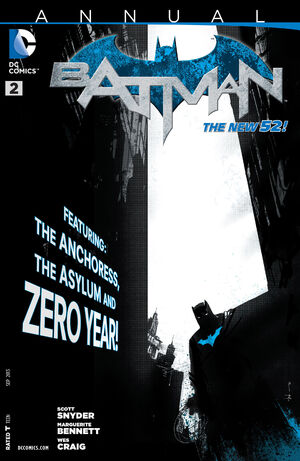 [DC Comics] Batman: discusión general 300px-Batman_Annual_Vol_2_2