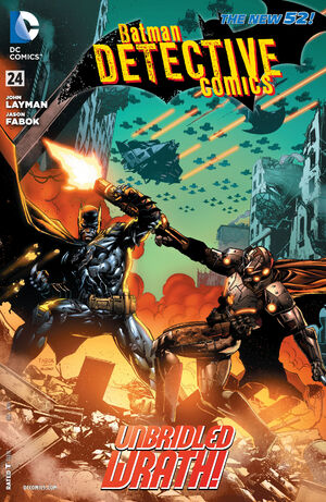 29 - [DC Comics] Batman: discusión general 300px-Detective_Comics_Vol_2_24