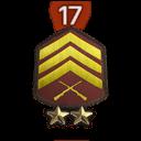 Rank 17