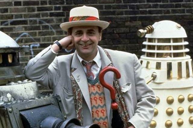 Doctor Who Septimo-Doctor